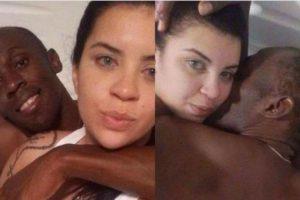 El último fin de semana de los Juegos Olímpicos se friltraron unas fotos íntimas de Usain Bolt al lado de la joven Jady Duarte Foto:Twitter. Imagen Por: