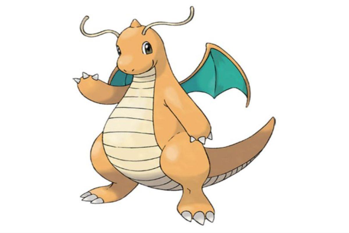 Dragonite. Foto:Pokémon. Imagen Por: