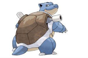 Blastoise. Foto:Pokémon. Imagen Por: