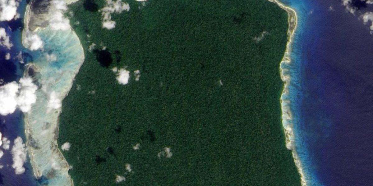 La paradisíaca isla habitada por misteriosa tribu que asesina a los visitantes que lleguen