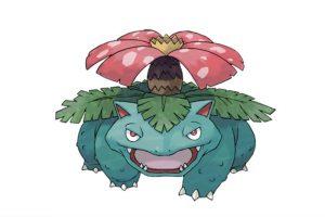 Vulvasaur. Foto:Pokémon. Imagen Por: