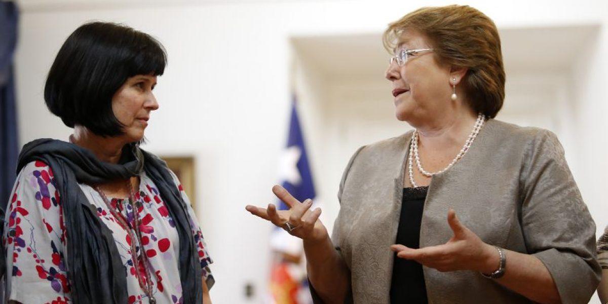 Ex rectora Pey interpondrá acciones legales por su despido