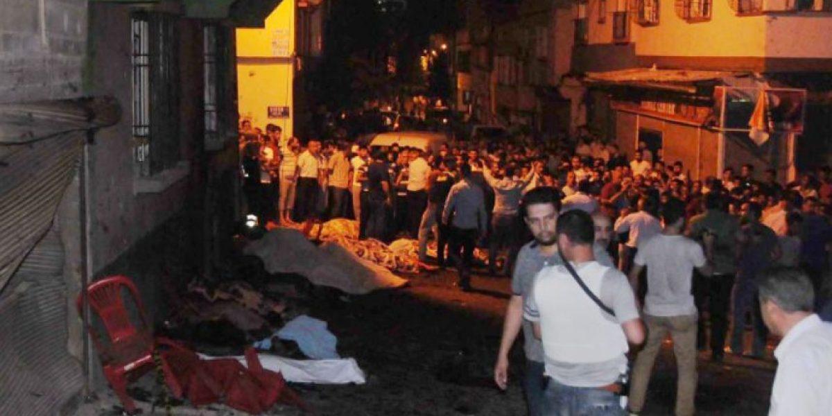 Experto, sobre el ataque a boda kurda en Turquía: