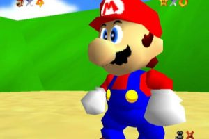 El segundo del listado: Super Mario 64. Foto:Reproducción / Time. Imagen Por:
