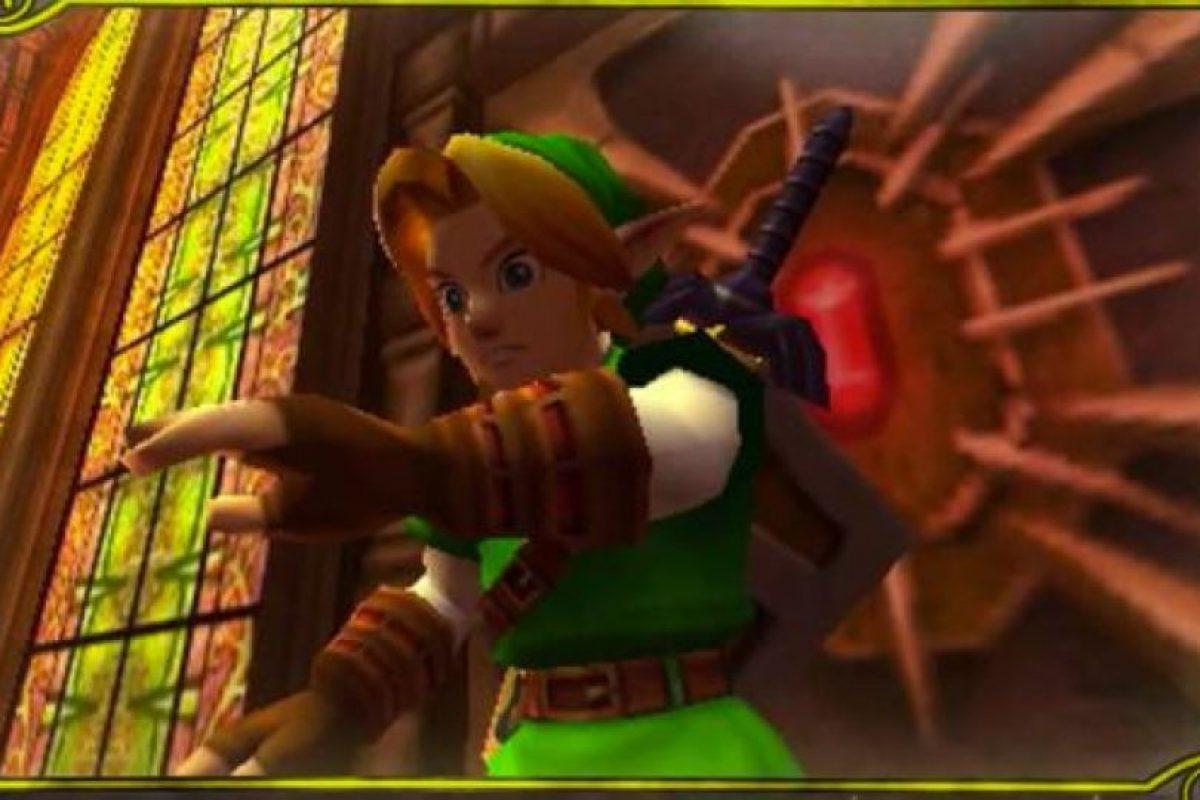 The Legend of Zelda: Ocarina of Time ocupa la tercera posición. Foto:Reproducción / Time. Imagen Por: