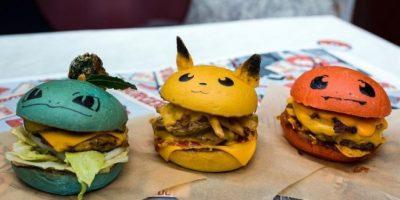 "¿A comerlos ya? Australia se suma a la fiebre de Pokémon Go con las ""Pokéburgers"""