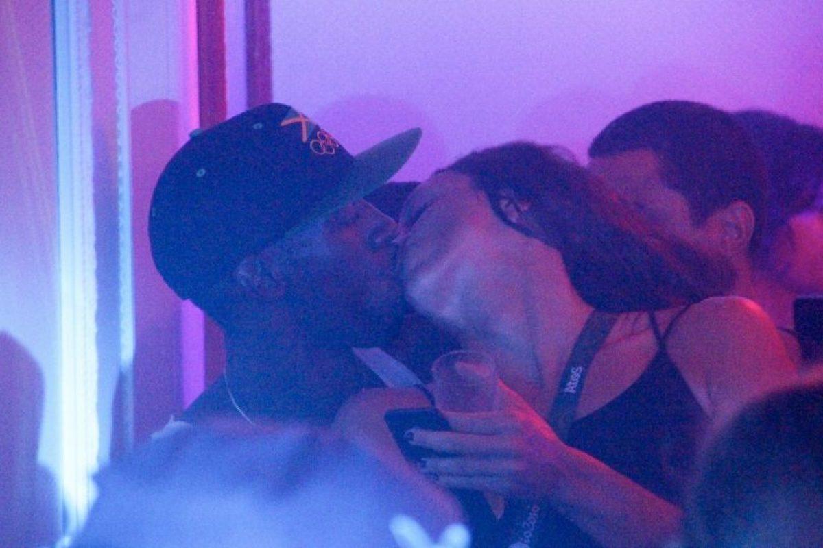 Revelan fotos de Bolt en fiesta en Brasil Foto:Grosby Group. Imagen Por:
