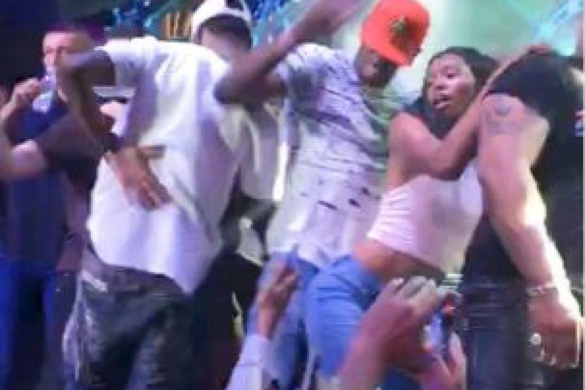 """El atleta olímpico bailó twerking a ritmo de """"Work"""" de Rihanna Foto:Grosby Group. Imagen Por:"""