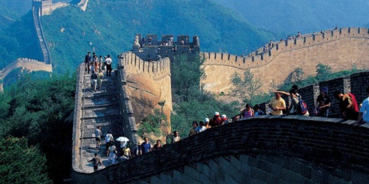 Chile se promocionará en China con actos en la Gran Muralla y el Río Perlas