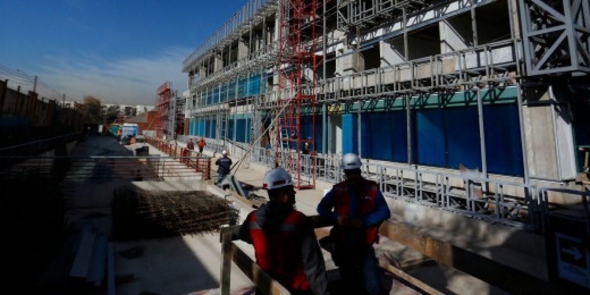 Índice de la construcción se mantiene en 2% en junio