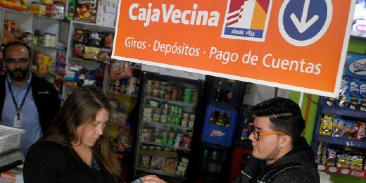 Desde septiembre CajaVecina aceptará pago de contribuciones
