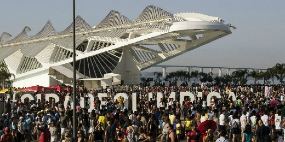 Juegos Olímpicos Río 2016: medio millón de turistas visitó el país