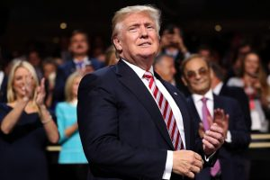 "4. Donald Trump instó a Rusia a hackear a Hillary Clinton: ""Quizás ustedes puedan encontrar sus emails"" Foto:Getty Images. Imagen Por:"