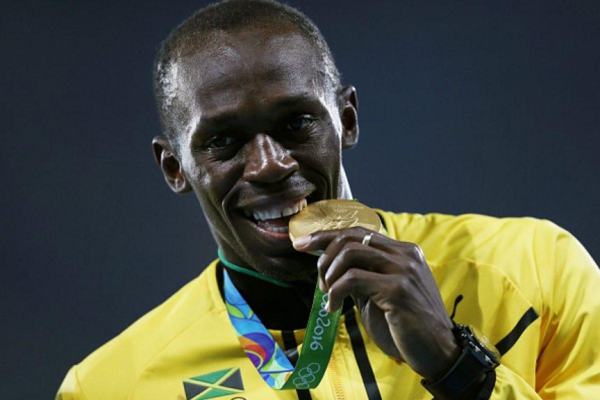 Las estrellas que no veremos en los próximos Juegos: Usain Bolt Foto:Getty Images. Imagen Por:
