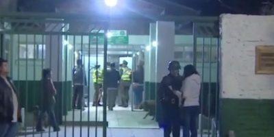 Dinero estaba en caja fuerte: roban nueve millones de pesos desde comisaría