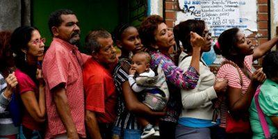 24 horas de supervivencia: un día en medio de la crisis de Venezuela