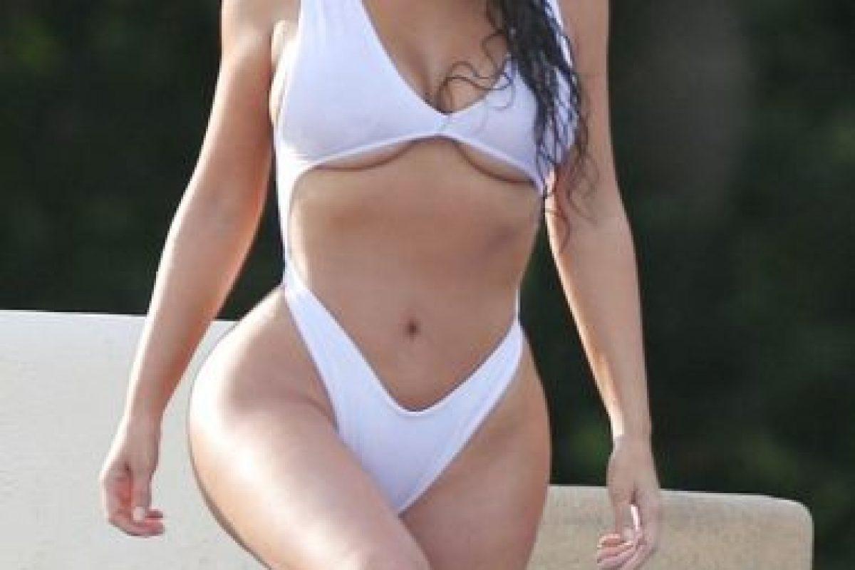 Kim Kardashian Foto:Grosby Group. Imagen Por: