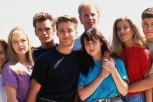 Beverly Hills 90210 Foto:Getty Images. Imagen Por: