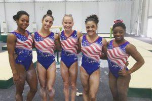 El equipo femenino de gimnasia de Estados Unidos se impuso en Río 2016 Foto:Instagram. Imagen Por: