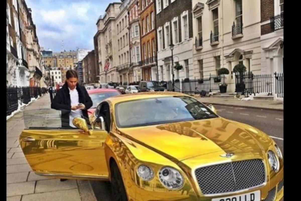 De acuerdo con la policía británica, la mayoría de la gente rica perseguida por fraude no tiene cuentas en Instagram u otra red social, pero sí sus hijos, empleados o asociados, que además suelen ser bastante activos. Foto:Instagram. Imagen Por: