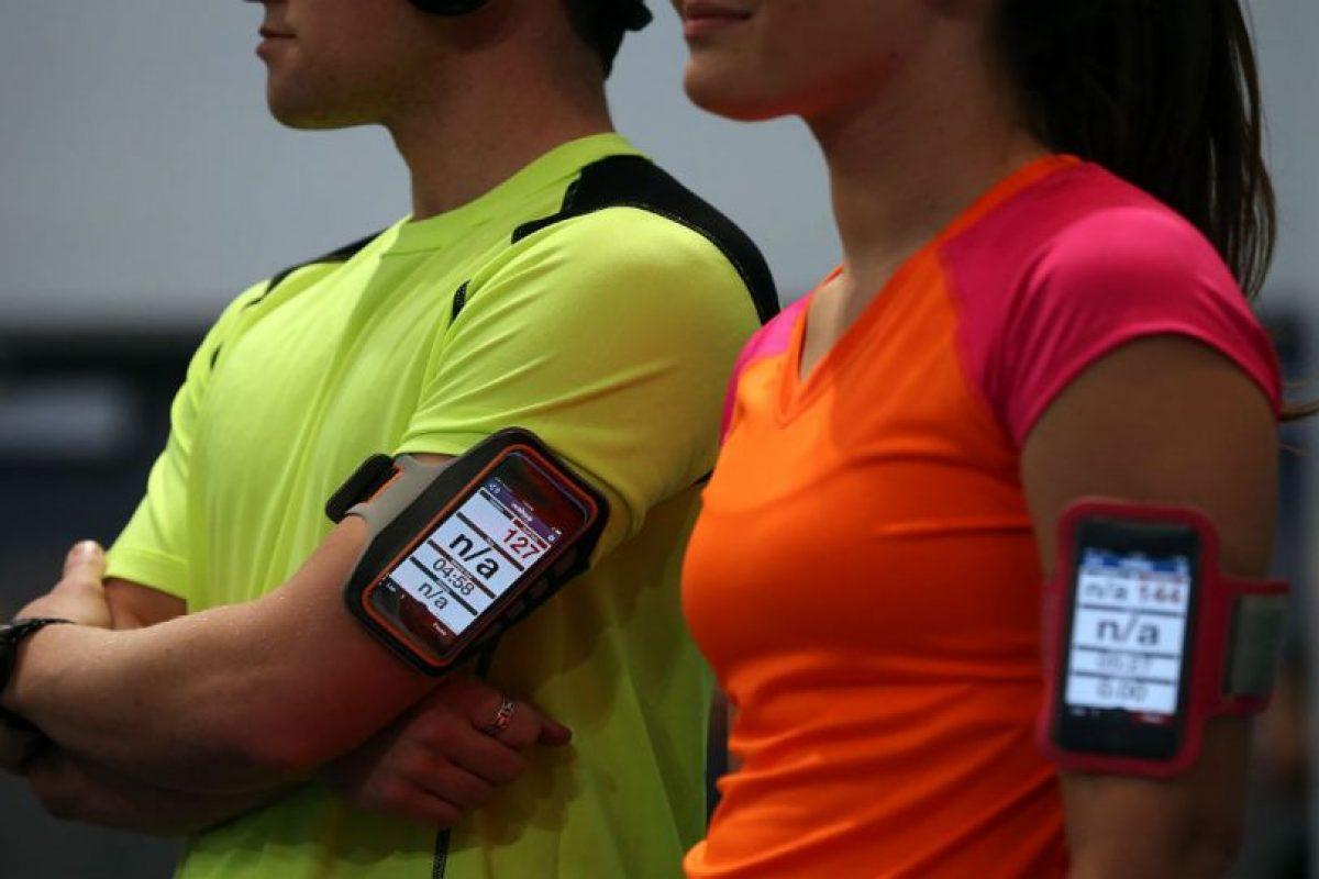 Su celular puede ayudarlos a tener una vida saludable Foto:Getty Images. Imagen Por: