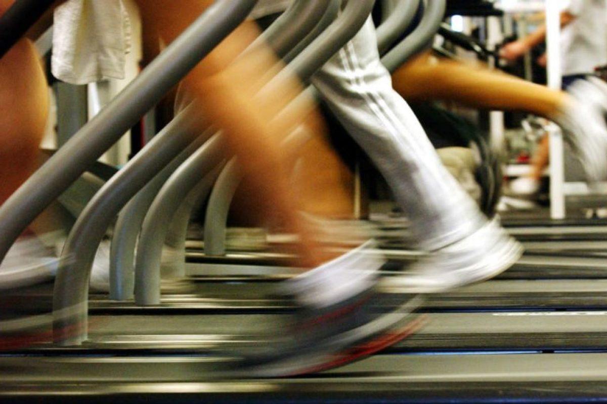 También a ejercitarse. Foto:Getty Images. Imagen Por: