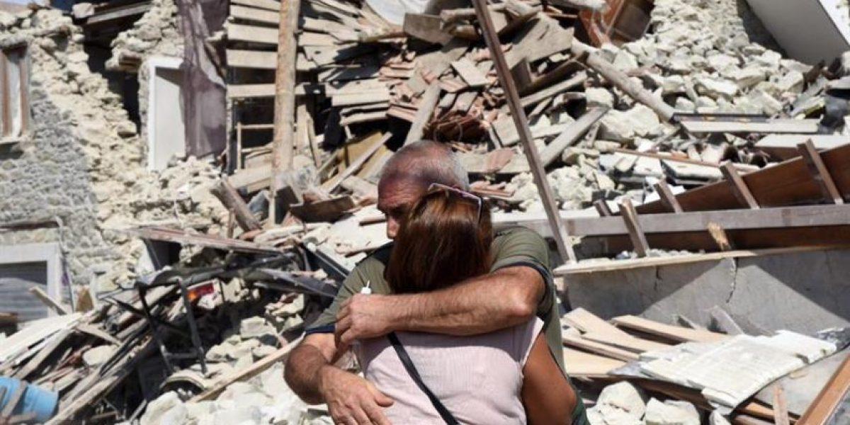 Terremoto en Italia: embajador confirma que no hay chilenos afectados