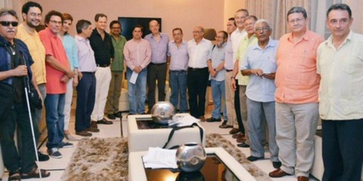 Gobierno de Colombia y Farc anuncian hoy en La Habana el acuerdo de paz