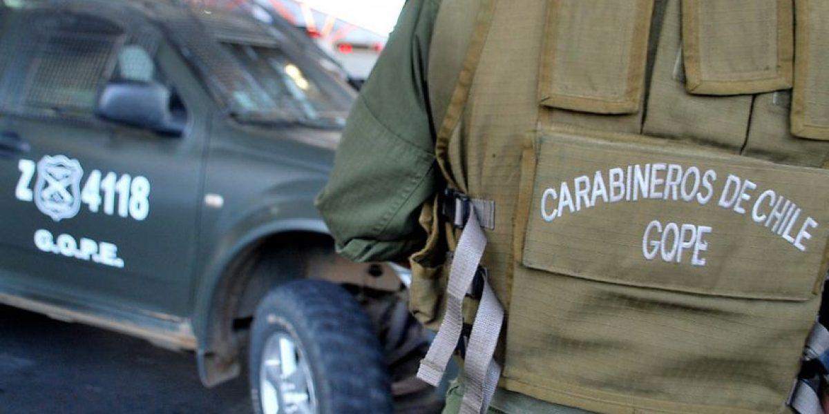 Pesquisan posible acción de sabotaje a vía férrea en zona mapuche