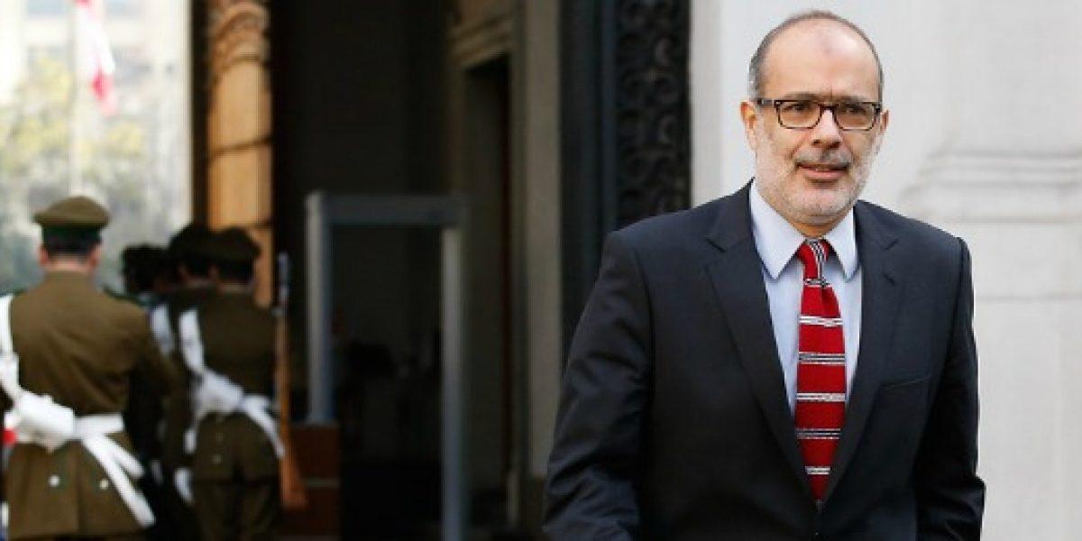 Valdés dice que presidente de Codelco