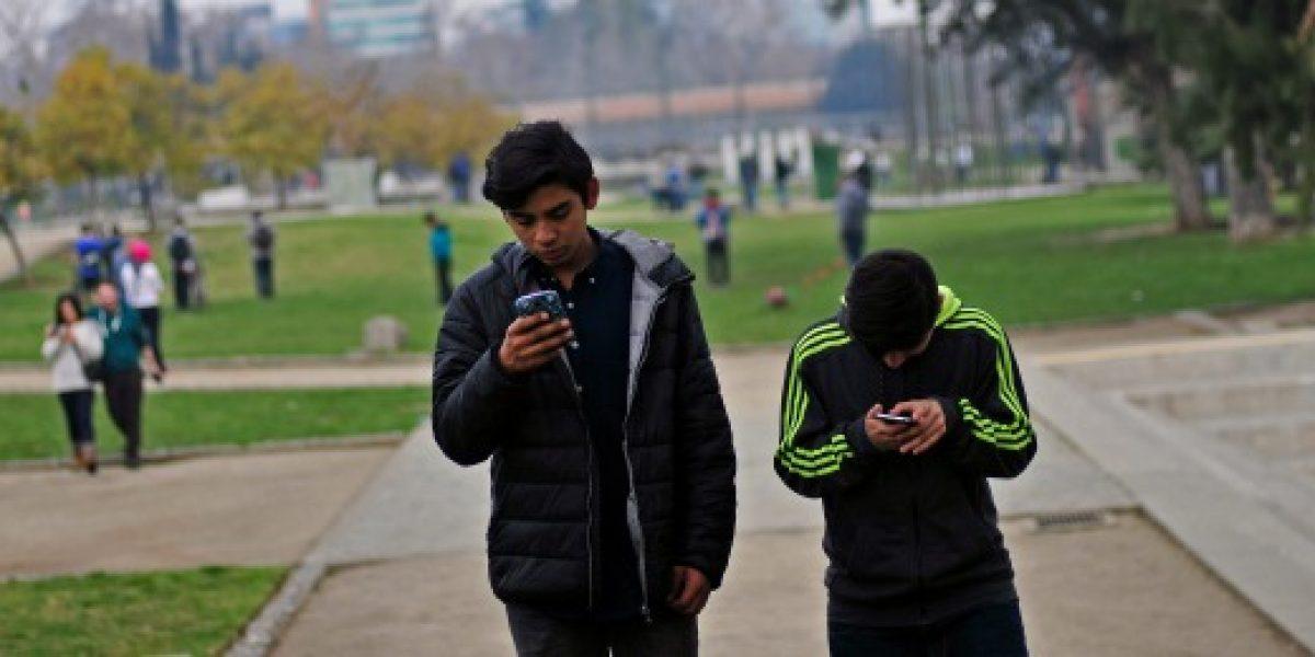 En marzo se implementará normativa para reducir el robo de celulares