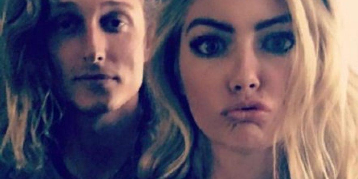 ¡Guerra de divas!: Kate Upton publica selfie contra Kim Kardashian