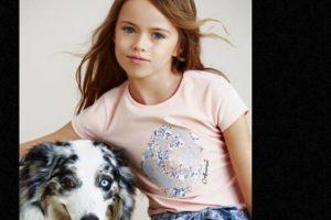Ya tiene un contrato de modelaje. Foto:vía Facebook/Kristina Pimenova. Imagen Por:
