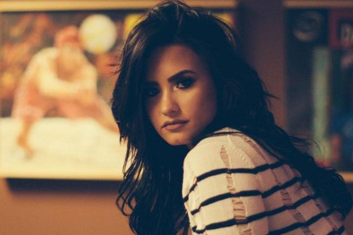 Demi Lovato Foto:Instagram. Imagen Por: