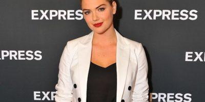 Kate Upton publica selfie contra Kim Kardashian