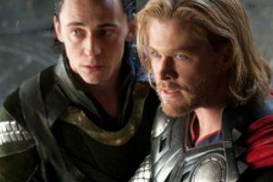Thor y Loki Foto:Marvel. Imagen Por: