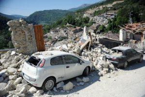 Es una de las cudades más afectadas Foto:AFP. Imagen Por: