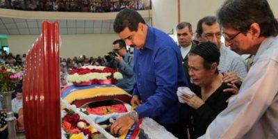 Gobierno venezolano hará una película y una serie sobre Hugo Chávez