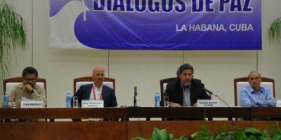 Colombia y las Farc firman acuerdo final de paz
