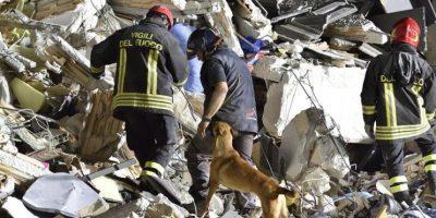 Terremoto en Italia: cifra de muertos sube a 247 y más de un centenar continúan desaparecidos