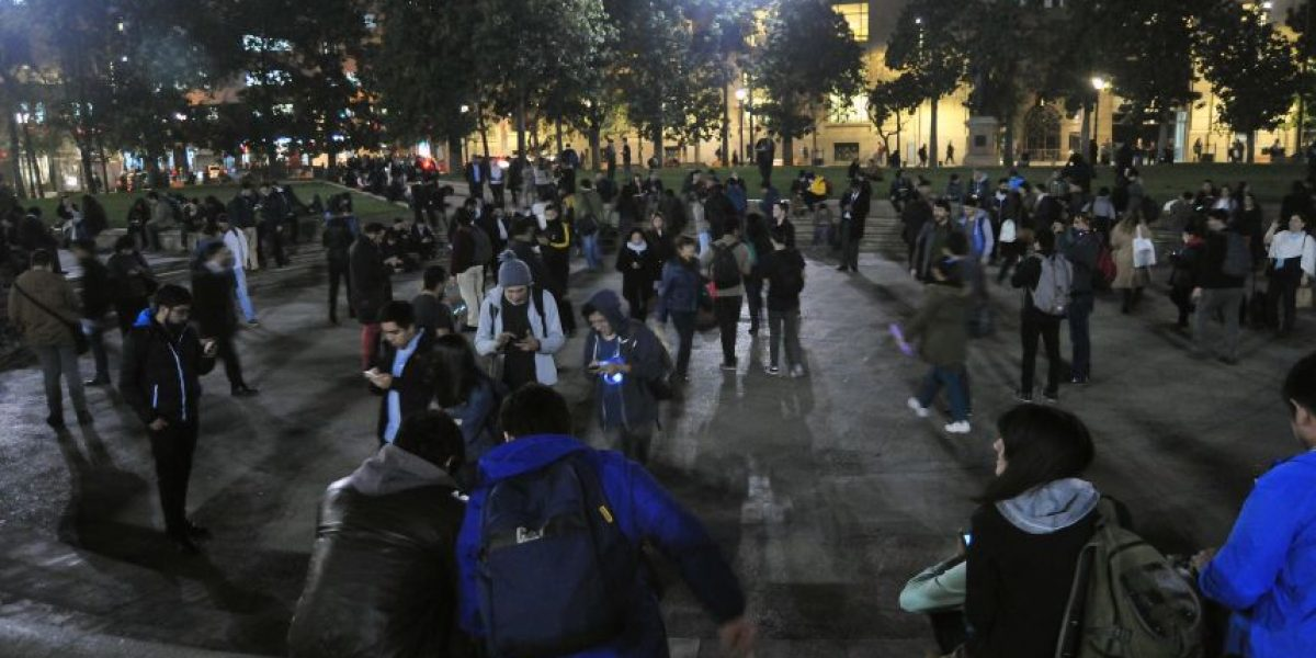 Ya son un millón: así son los jugadores chilenos de Pokémon Go