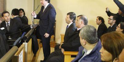 Alcalde de Talca es formalizado por los delitos de cohecho y negociación incompatible