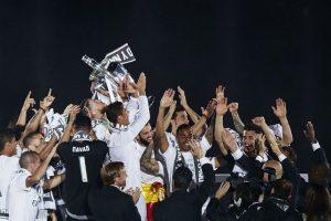 El Real Madrid es el actual campeón Foto:Getty Images. Imagen Por: