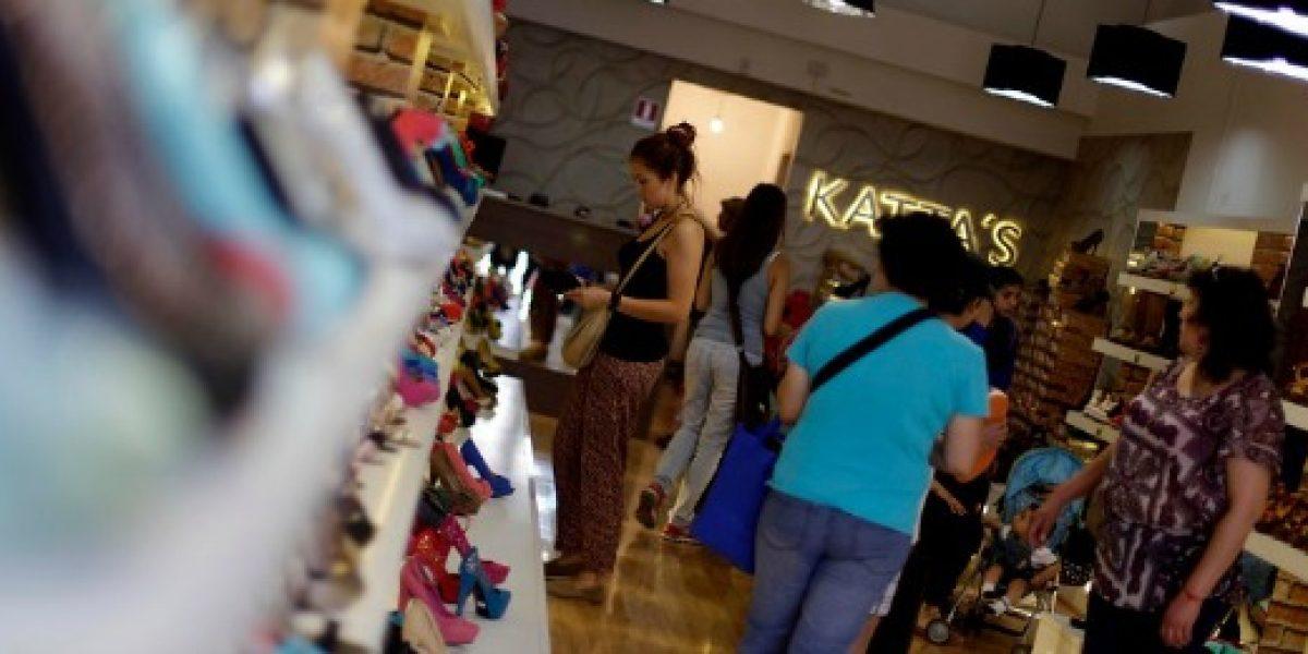Ventas del comercio en la RM crecen un 6,4% en julio