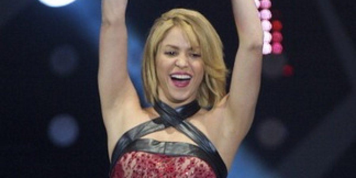 Shakira enloquece a sus fans con sensual baile que publicó en Instagram