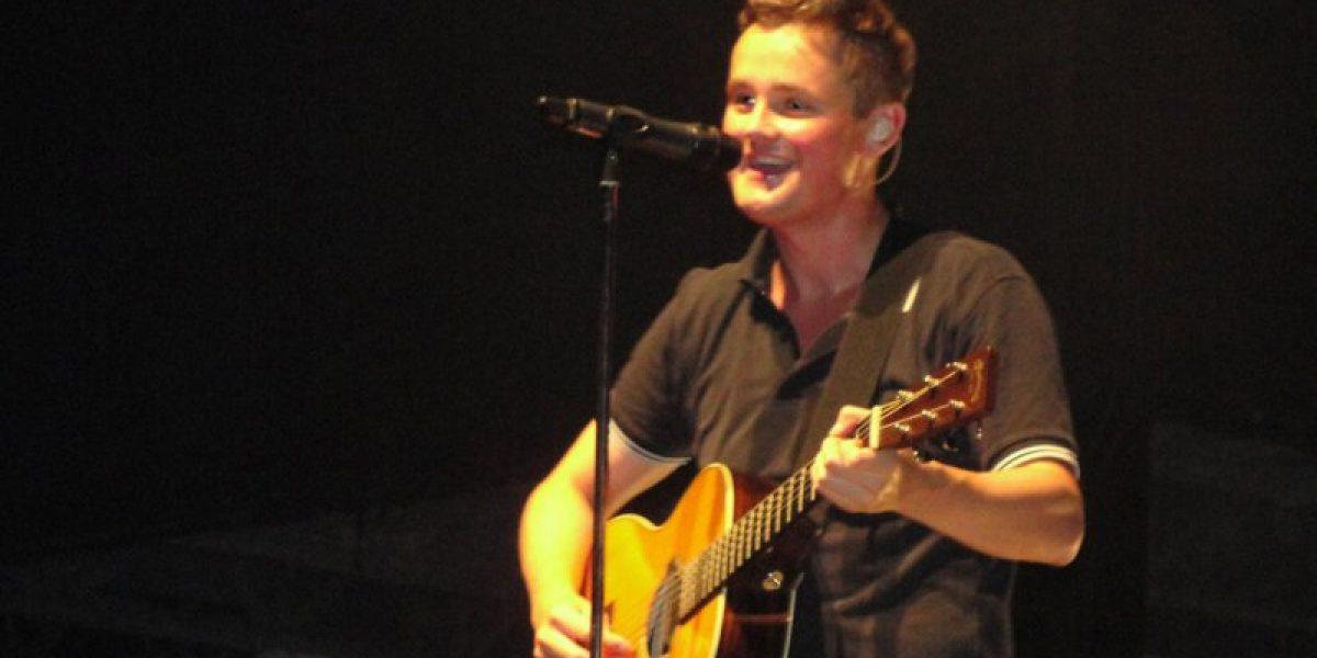 Tom Chaplin, cantante de Keane, inicia carrera en solitario con