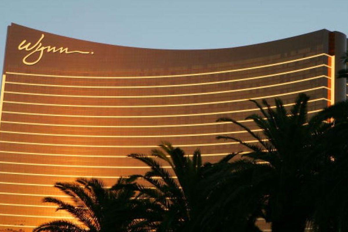 Wynn Las vegas, el hotel de las celebridades Foto:Getty Images. Imagen Por: