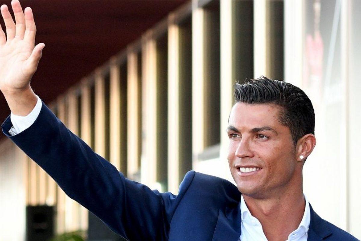 Cristiano Ronaldo fue reconocido como el Mejor Jugador de Europa Foto:Getty Images. Imagen Por: