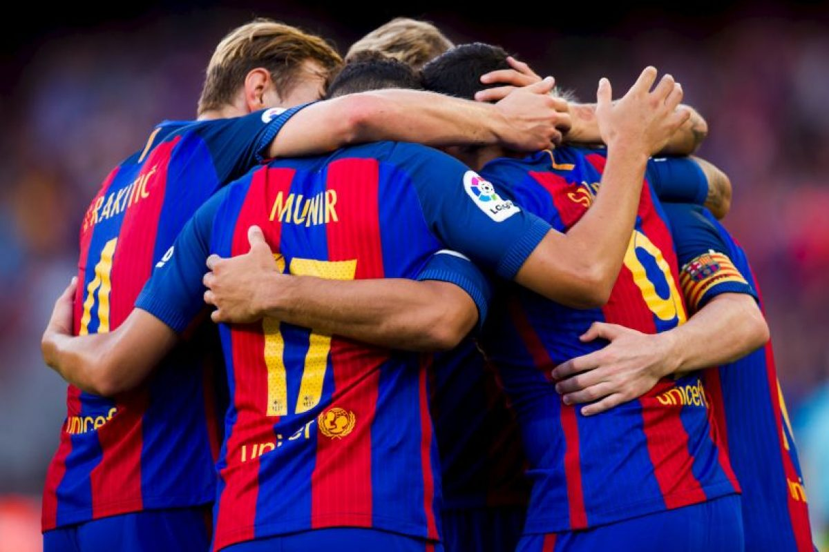 Barcelona Foto:Getty Images. Imagen Por: