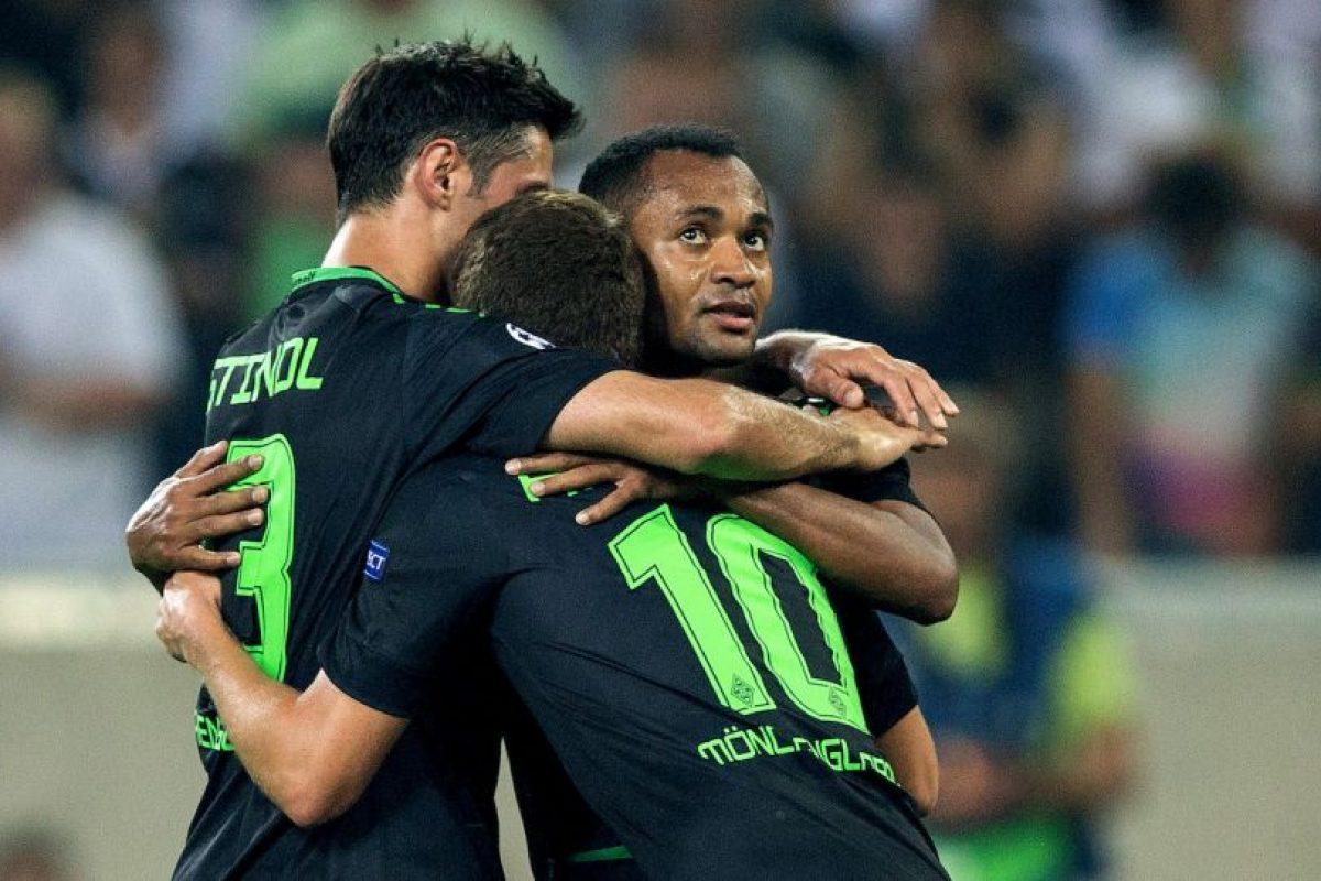 Borussia Mönchengladbach Foto:Getty Images. Imagen Por: